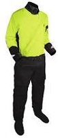 SENTINEL SERIES WATER RESCUE DRY SUIT WITH AJUSTABLE NECK SEAL
