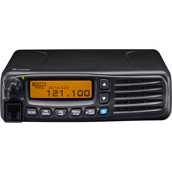ICOM A120 VHF Air Band Transceiver