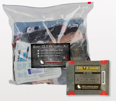 Army CLS ReSupply Kit