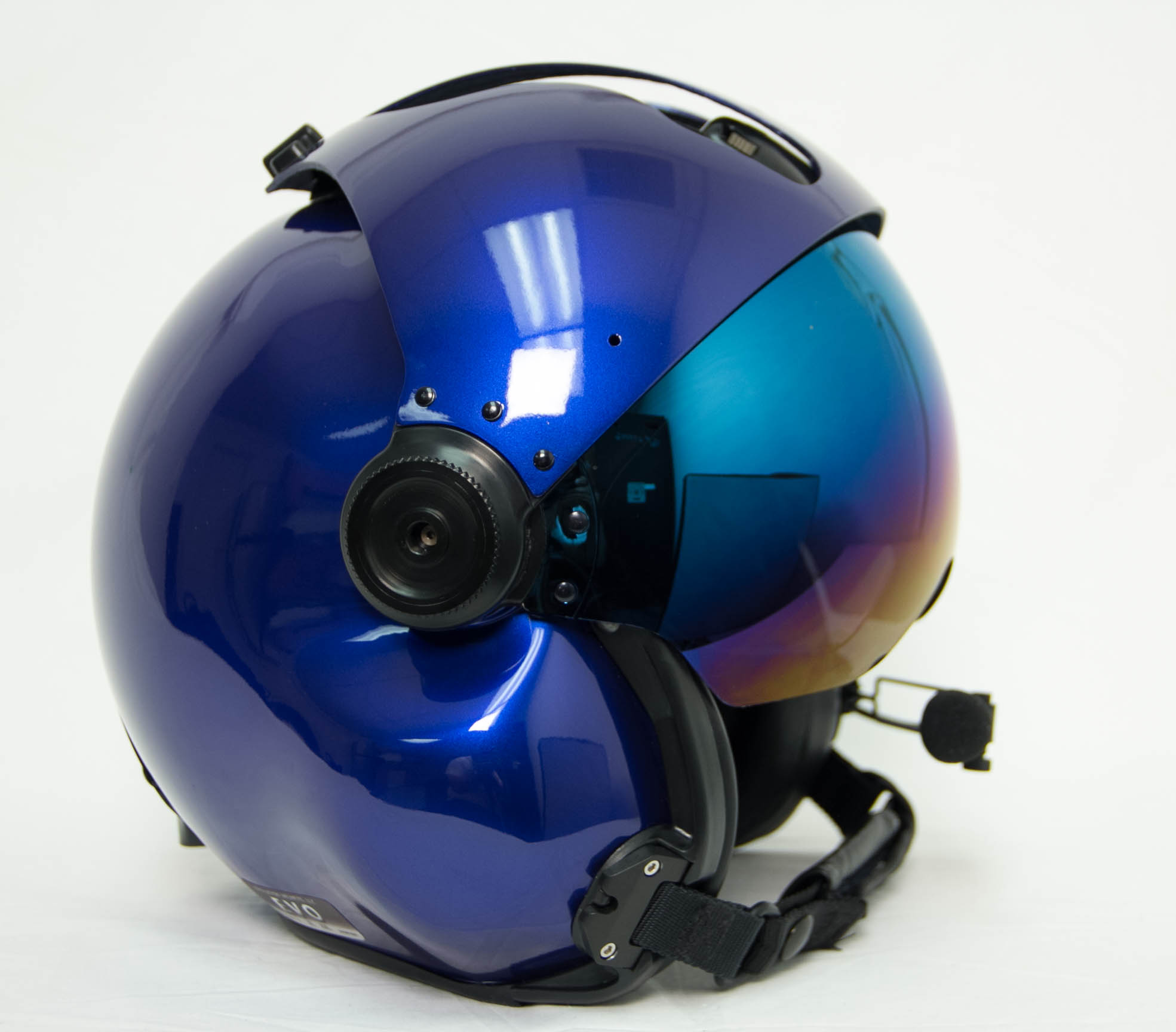 EVO 152 and 252 have completed the certification process under the NEW DOI Helmet standards.