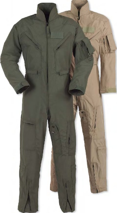 FLIGHT SUITS