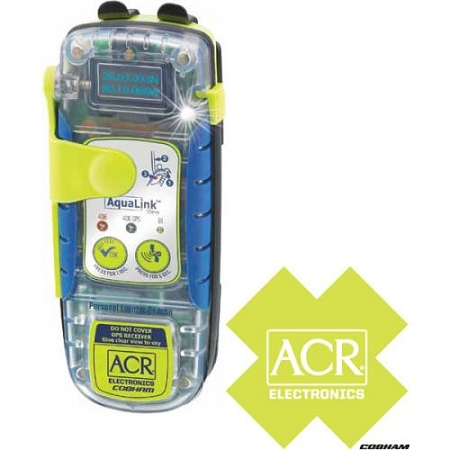ACR Aqualink View Personal Locator beacon