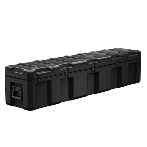 Pelican AL6912-1003 Single Lid Flat Case