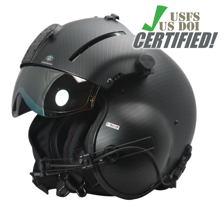 HHC-HPH Lightweight Kevlar Helmet - DOI Helmet Standards Certified