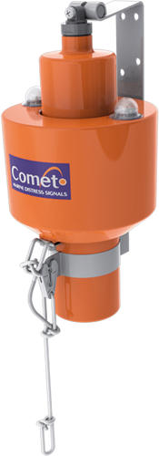 Comet Light and Smoke Lifebuoy Marker Kit