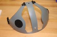 EVO ANVIS NVG Screwed Support Carbon Visor Cover