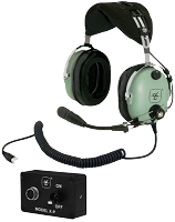 David Clark Headsets : H10-13 HXP Helicopter