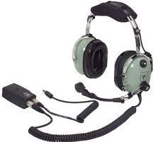 David Clark H10-66XL Dual Impedance w/ANR on