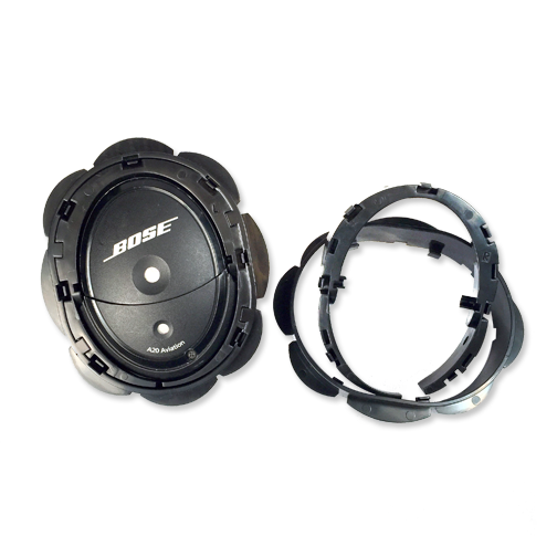 HHC Install Kit for Bose or Lightspeed - Sound Protective Helmets