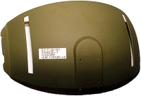 Helmet Visor Cover for  HPH, Phoenix and similar helmets