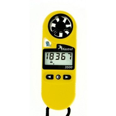 Kestrel 3500 Pocket Wind Meter