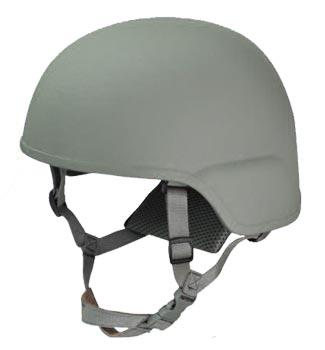 LJD Aire Ultra Lightweight Ballistic Helmet for Military Troops