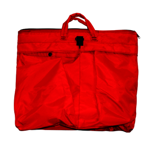 Helicopter Helmet Bag -Red 2fc54f6cbab97