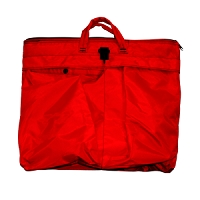 Helicopter Helmet Bag - Red