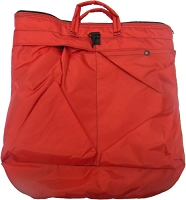 Helicopter Helmet Bag - Orange
