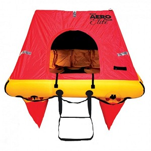 6 PERSON AERO ELITE LIFERAFT