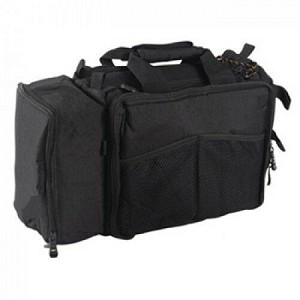 FlightLine Large Black Flight Bag