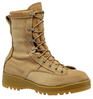 GUARDIAN TR336Z CT Hot weather lightweight side-zip composite toe boot