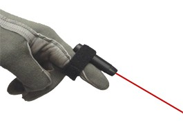 Finger Light FL- 10 Red Lazer