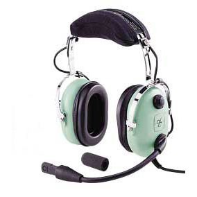 David Clark Headsets : H10-13H Helicopter Version