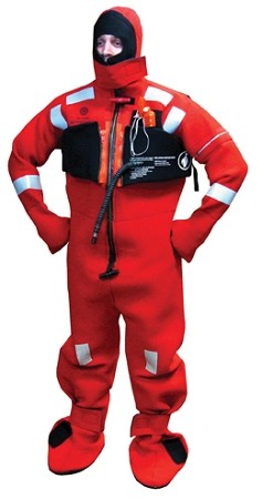 IMPERIAL1409 IMMERSION SUITS - Adult Universal
