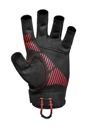TRACTION OPEN FINGER GLOVE