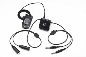 Amplified Cell Phone/Music Adapter for GA (airplane)