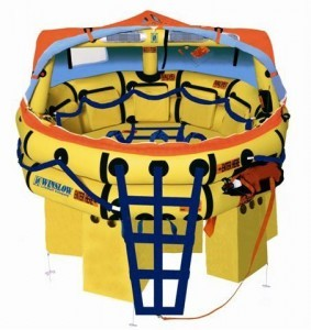 Winslow/Valise Pack - 4 Man Super Light Offshore Plus